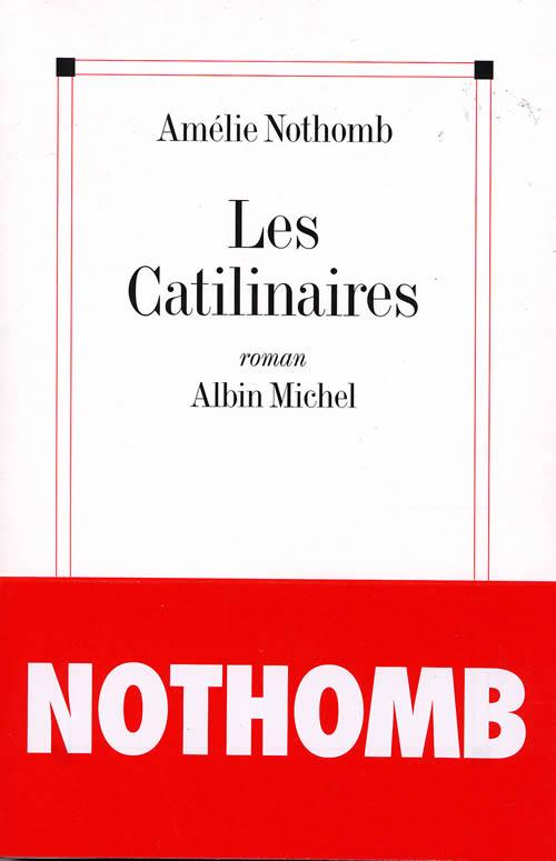 Télécharger la couverture du roman Les Catilinaires
