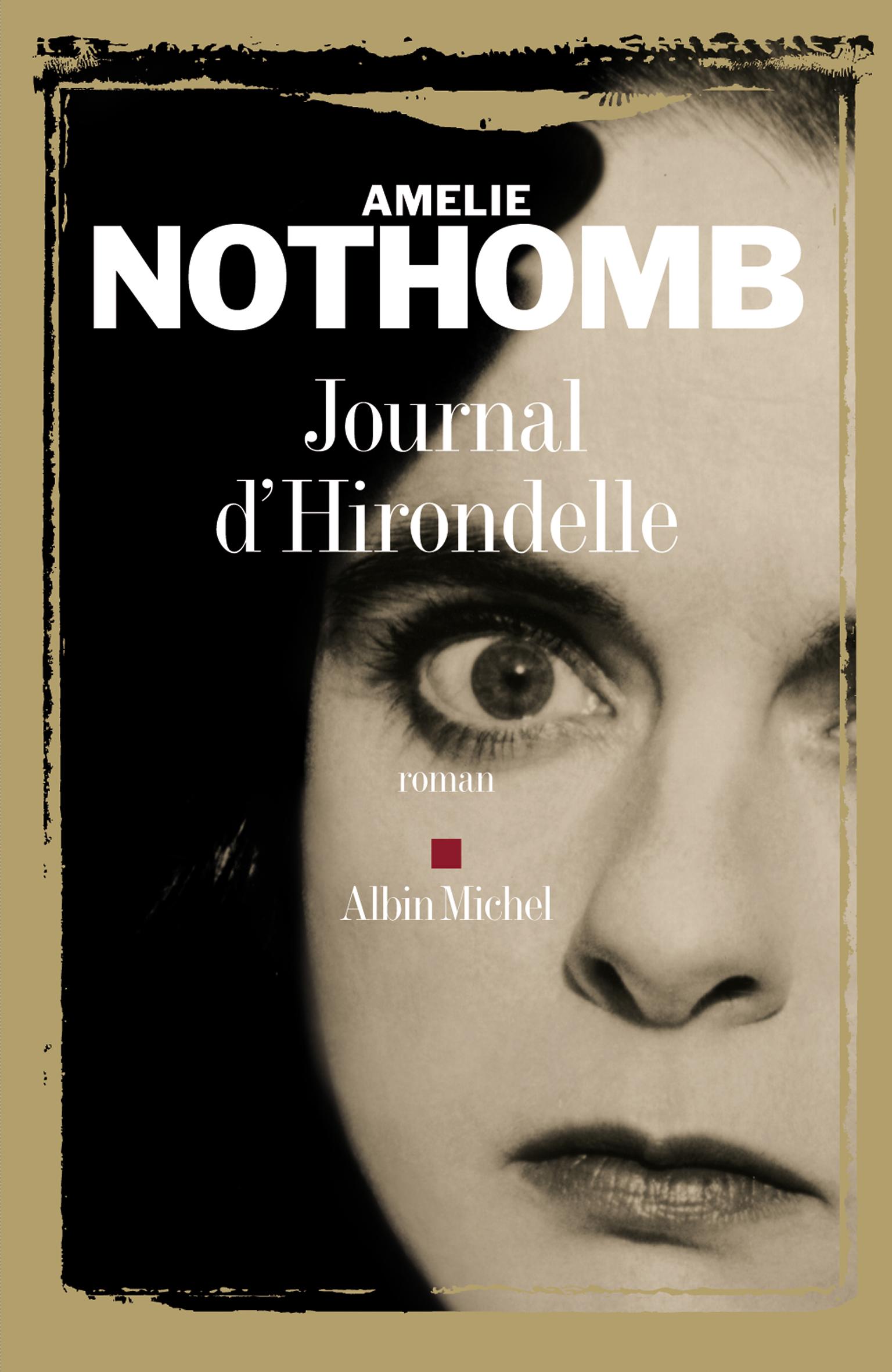 Télécharger la couverture du roman Journal d'Hirondelle