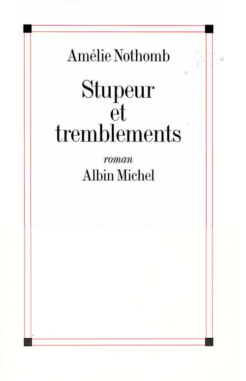 Télécharger la couverture du roman Stupeur et Tremblements