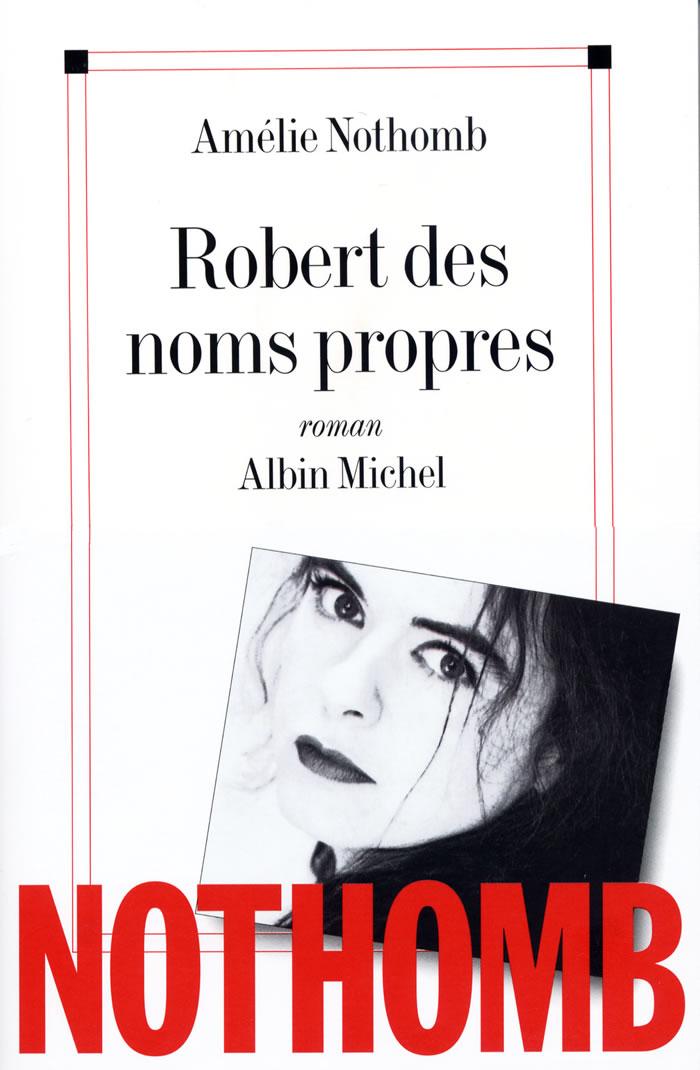 Télécharger la couverture du roman Robert des noms propres