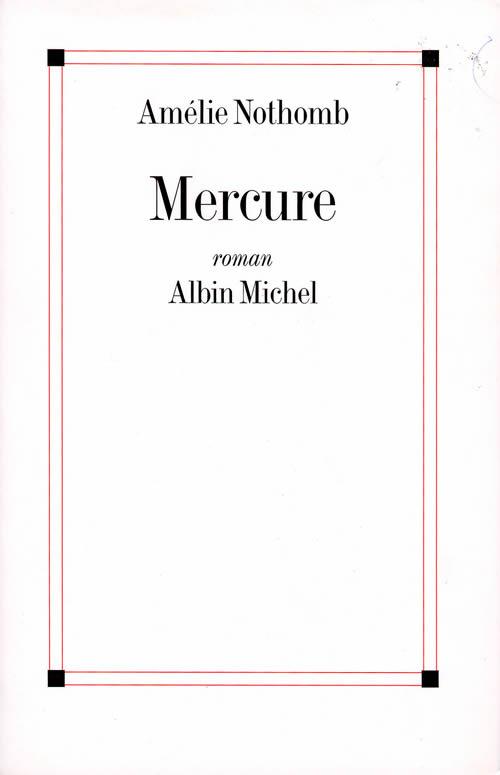 Télécharger la couverture du roman Mercure